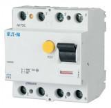 293173 Диф. выключатель (УЗО) Eaton   PF4-25 / 4 / 003 - 25 / 0.03