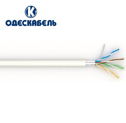 Кабель Витая пара «Ok-net» Кабель КПВЭ-ВП 4х2х0,51 (FTP-Cat. 5)