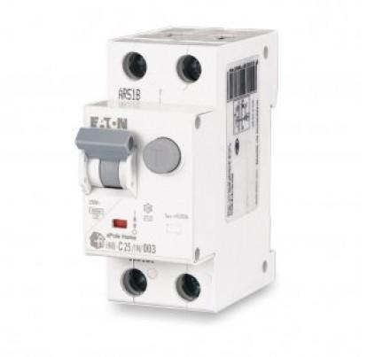 Дифференциальный автомат 1P+N HNB-C6/1N/003 Eaton xPole Home
