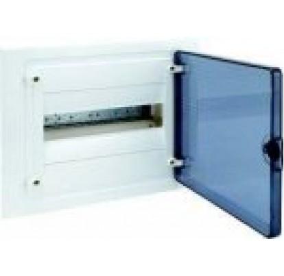 Щит GOLF 12-модулей с прозрачными дверями VF112TD (внутренний монтаж)
