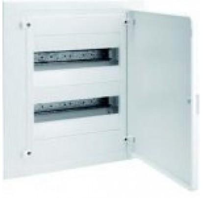 Щит GOLF 24-модулей с белыми дверями VF212PD (внутренний монтаж)