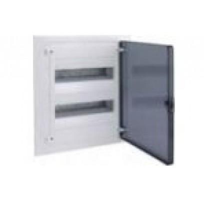 Щит GOLF 24-модулей с прозрачными дверями VF212TD (внутренний монтаж)