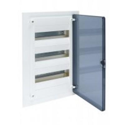 Щит GOLF 36-модулей с прозрачными дверями VF312TD (внутренний монтаж)