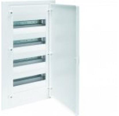 Щит GOLF 48-модулей с белыми дверями VF412PD (внутренний монтаж)