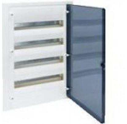 Щит GOLF 72-модулей с прозрачными дверями VF418TD (внутренний монтаж)